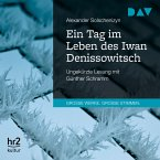 Ein Tag im Leben des Iwan Denissowitsch (MP3-Download)