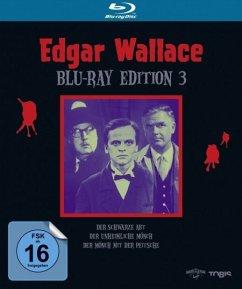 Edgar Wallace Blu-ray Edition 3 (3 Discs)
