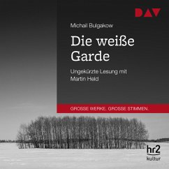 Die weiße Garde (MP3-Download) - Bulgakow, Michail