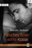 Falsches Spiel - echte Küsse / Die Westmorelands Bd.27 (eBook, ePUB)