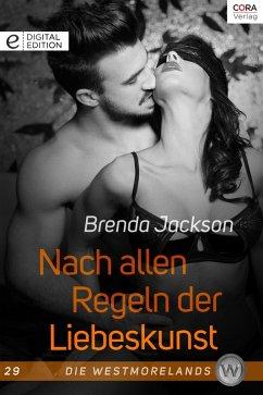 Nach allen Regeln der Liebeskunst / Die Westmorelands Bd.29 (eBook, ePUB) - Jackson, Brenda