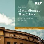 Mutmaßungen über Jakob (MP3-Download)