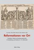 Reformationen vor Ort (eBook, PDF)