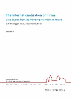 The Internationalization of Firms (eBook, PDF) - Holtbrügge, Dirk; Haussmann, Helmut
