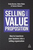Selling Your Value Proposition (eBook, ePUB)