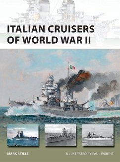 Italian Cruisers of World War II - Stille, Mark (Author)