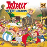 Asterix bei den Belgiern / Asterix Bd.24 (MP3-Download)