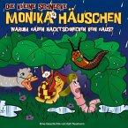 Warum haben Nacktschnecken kein Haus?, 1 Audio-CD / Die kleine Schnecke, Monika Häuschen, Audio-CDs Tl.49