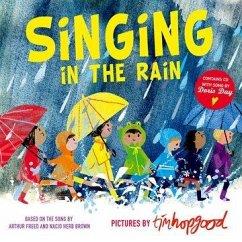 Singing in the Rain. Book & CD - Hopgood, Tim