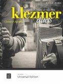 Klezmer Duets - Clarinet & Accordion