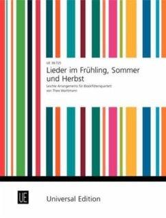 Lieder im Frühling, Sommer und Herbst