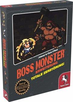Boss Monster Erweiterung: Totale Zerstörung! (Spiel-Zubehör)