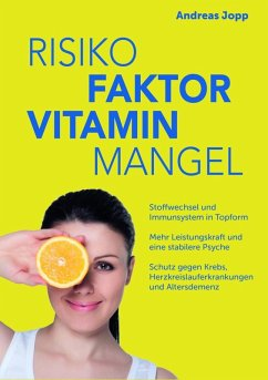 Risikofaktor Vitaminmangel (eBook, ePUB) - Jopp, Andreas
