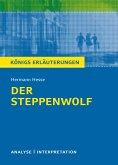 Der Steppenwolf. Königs Erläuterungen. (eBook, ePUB)