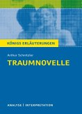 Traumnovelle. Königs Erläuterungen. (eBook, ePUB)