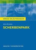 Scherbenpark. Königs Erläuterungen. (eBook, ePUB)