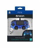 PS4 Controller Light Edition (blau)
