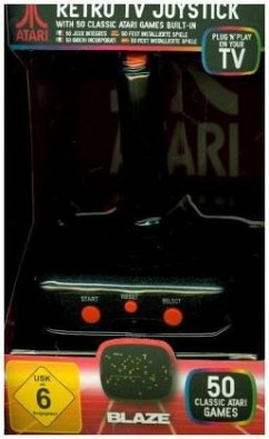 Atari Retro Plug & Play TV Joystick