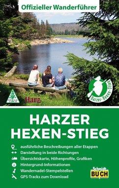 Harzer Hexen-Stieg - Bauer, Hans; Schmidt, Marion