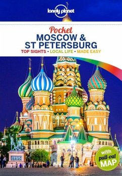 Moscow & St.Petersburg Pocket Guide - Lonely Planet; Vorhees, Mara; Ragozin, Leonid