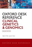 Oxford Desk Reference: Clinical Genetics and Genomics (eBook, ePUB)