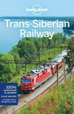 Trans-Siberian Railway Guide - Lonely Planet; Richmond, Simon; Vorhees, Mara