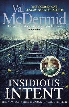 Insidious Intent - McDermid, Val