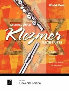 Klezmer Flute Duets