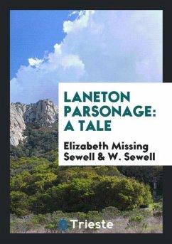 Laneton Parsonage