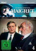Georges Simenon: Maigret, Volume 4 (3 Discs)
