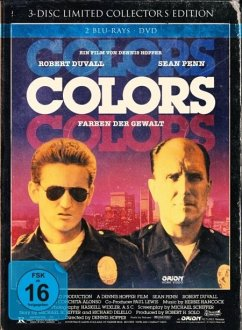 Colors - Farben der Gewalt (Limited Collector's Edition, Mediabook, 2 Discs + DVD, Cover B)