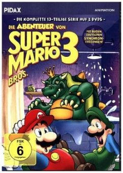 Die Abenteuer von Super Mario Bros. 3 (2 Discs)
