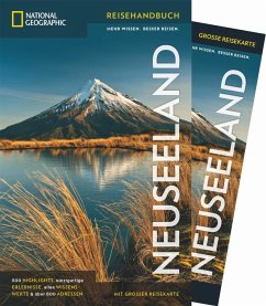 NATIONAL GEOGRAPHIC Reisehandbuch Neuseeland - Turner, Peter; Monteath, Colin