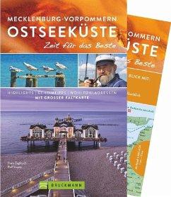 Mecklenburg-Vorpommern Ostseeküste - Zeit für das Beste - Zaglitsch, Hans; Goetz, Rolf