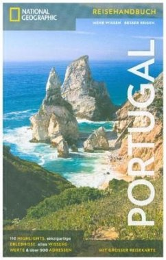 National Geographic Reisehandbuch Portugal - Dunlop, Fiona; Soriano, Tino
