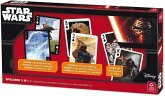 Star Wars Spielebox 3 in 1 (Spielkarten)