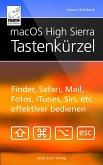 macOS High Sierra Tastenkürzel (eBook, ePUB)