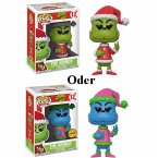 POP! Books: The Grinch - Santa Grinch (Chase)