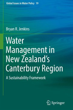 Water Management in New Zealand's Canterbury Region - Jenkins, Bryan R.