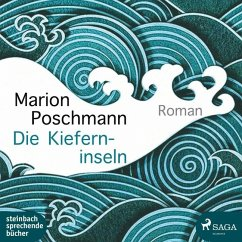 Die Kieferninseln, 1 MP3-CD - Poschmann, Marion