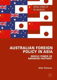 Australian Foreign Policy in Asia - Patience, Allan