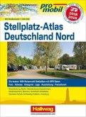 Promobil Stellplatz-Atlas Deutschland Nord 2018