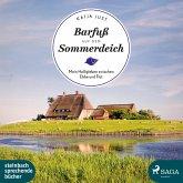 Barfuß auf dem Sommerdeich / Sehnsuchtsorte Bd.4 (1 MP3-CD)