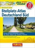 promobil stellplatz atlas deutschland 2019 2020. Black Bedroom Furniture Sets. Home Design Ideas