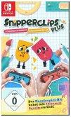 Snipperclips Plus - Zusammen schneidet man am besten ab! (Nintendo Switch)