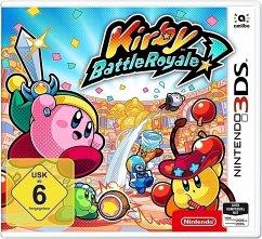 Kirby Battle Royale (Nintendo 3DS)