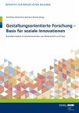 Gestaltungsorientierte Forschung - Basis für soziale Innovationen (eBook, PDF)