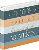 Walther MOMENTS Photos 30x30 100 Seiten Buchalbum FA336P