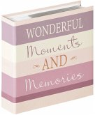 Walther MOMENTS Wonderful 13x18 200 Fotos Memo-Einsteck ME338W