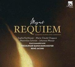 Requiem - Karthaeuser,S./Jacobs,R./Freiburger Barockorch./+